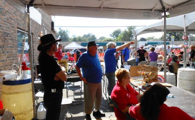 2016 hickory hills street fair