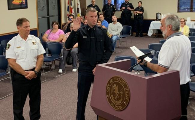 Officer Jakaitis