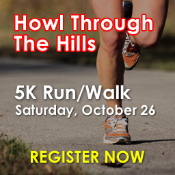 howl through the hills 5k