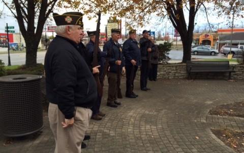 Hickory Hills Veterans Day