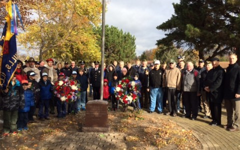 Hickory Hills Veterans Day