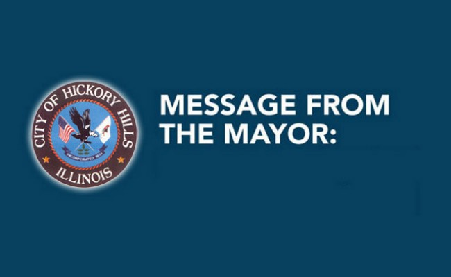 Mayor Message