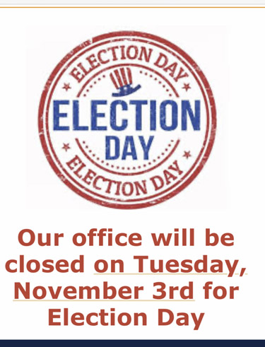 Closed Election Day